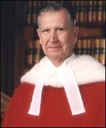 Justice Peter deCarteret Cory: Asked to carry out examinations