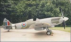 Spitfire Mx XVIII