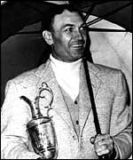 Ben Hogan had to settle for a Triple Crown in 1953