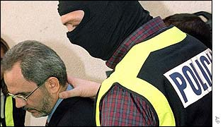 Abu Talha is arrested in Madrid