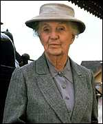 [ image: Miss Marple made Joan Hickson an international star]
