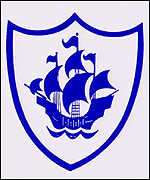 [ image: BBC management is determined to protect Blue Peter's name]