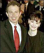 [ image: Mr and Mrs Blair want to help someone else in the event of their death]