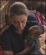 [ image: Audrey Hepburn comforting a child in Somalia]