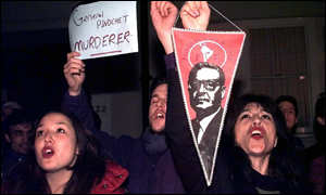 Bbc News Uk Campaigners Push For Pinochet Trial