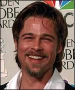 [ image: Brad Pitt: Playing General Custer]