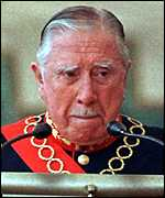 [ image: General Pinochet...his name is bound to crop up]