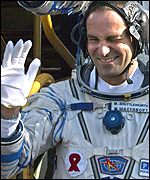 Mark Shuttleworth (AFP)