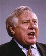 Lord Hattersley, former Labour deputy leader