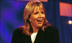 Fern Britton used to host Ready, Steady, Cook