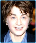 Daniel Radcliffe: up for an award