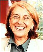 Lisa Jardine is head of the 2002 judging panel