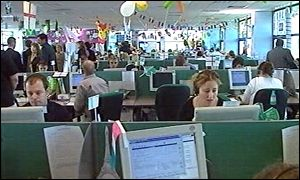 ITV Digital call centre, Pembroke Dock
