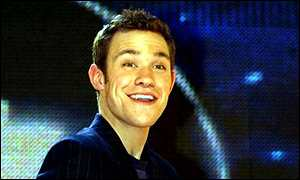 Pop Idol winner Will Young