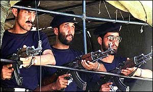 Pakistani commandos