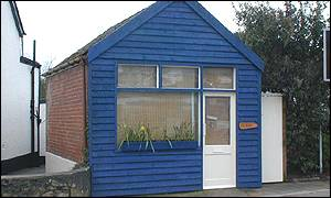 The Cabin is on the market for �,950