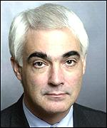 Work and Pensions Secretary Alistair Darling