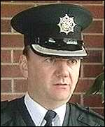 Chief superintendent Roy Toner