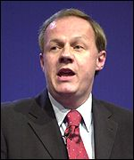 Damian Green, shadow education secretary