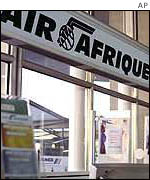 Air Afrique office