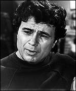 Mr Blake portrayed a tough cop in Baretta