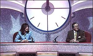 Countdown was the first programme broadcast