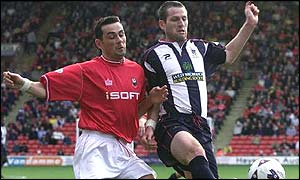 West Bromwich Albion midfielder James Quinn
