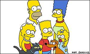 The Simpsons is now into its 13th series