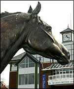 Grand National is held at Aintree