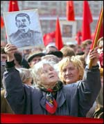 May Day in Moscow