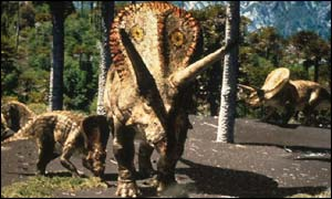 Dinosaurs survived for 160 million years