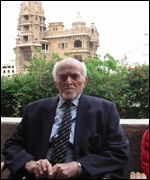 Mustafa Kamel Mansour is now 89