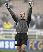 Former Leicester City and Millwall goalkeeper Kasey Keller