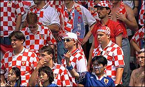 The BBC is looking for a Croatia fan