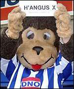 H'Angus the Monkey