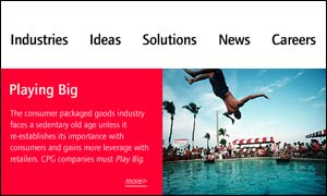 PWC Consulting website