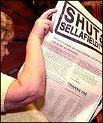 Shut Sellafield ad