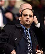 Millwall chairman Theo Paphitis has worked tirelessly