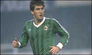 Norman Whiteside was just 17 years and 41 days old when he first played in the World Cup