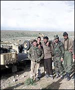 Afghan troops know the terrain
