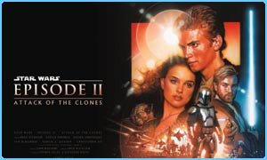 Star Wars 2: Attack of the Clones is out in the UK on 16 May