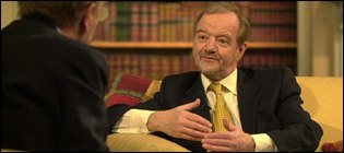 Robin Cook MP, leader of the House of Commons