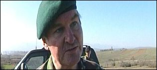 Major-General Robert Fry, Royal Marines