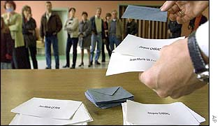 Ballot papers