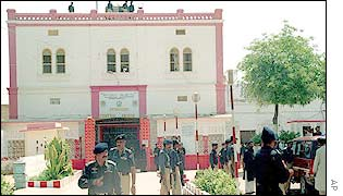 Hyderabad Central Jail where the trial will resume on Wednesday