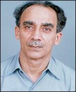 Indian Disinvestment Minister Arun Shourie