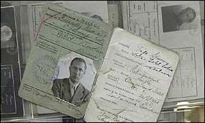 File of Dusko Popov, code named Agent Tricycle