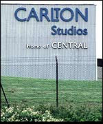 Carlton's studios in Nottingham