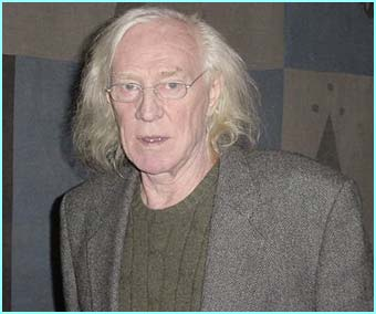 Richard Harris told our photographer to hurry up taking his picture