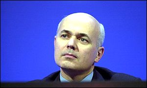Iain Duncan Smith, Tory leader